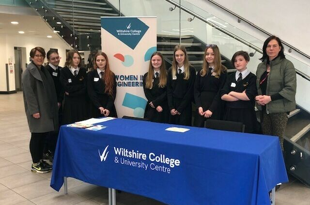 Women in Engineering Event at Chippenham College
